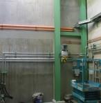 高圧配管工事